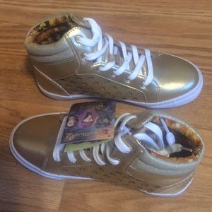 Disney D-Signed Crown Girls High Top Shoes